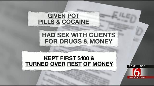 Tulsa Woman Sought On Human Trafficking Charge