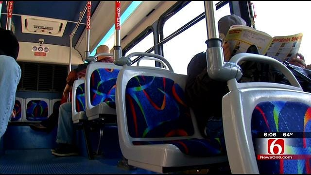 Changes To Tulsa Transit May Leave Nighttime Riders Stranded