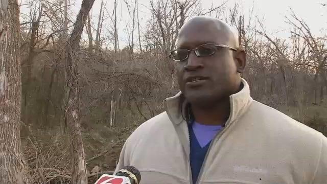 WEB EXTRA: Sergeant Marcus Harper Talks About Human Skull On Turkey Mountain