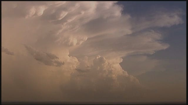 Osage SkyNews 6 Pilot Will Kavanagh Tracked Storms Across Eastern Oklahoma