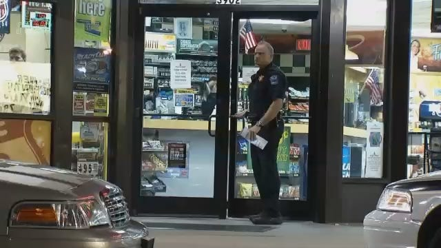 WEB EXTRA: Video From Scene Of Fiesta Mart At 11th And Harvard