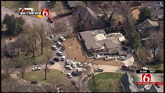 Tulsa Officers Retrace Steps Of Colorado Fugitive Couple