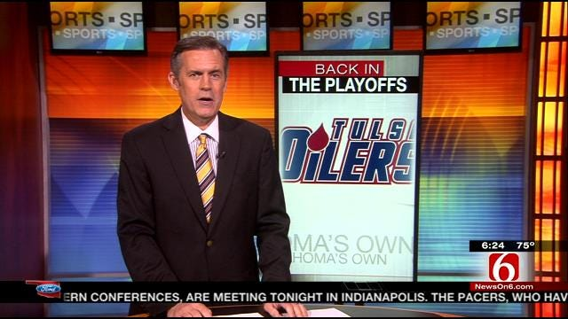 Oilers Excited To Bring Back Playoff Hockey