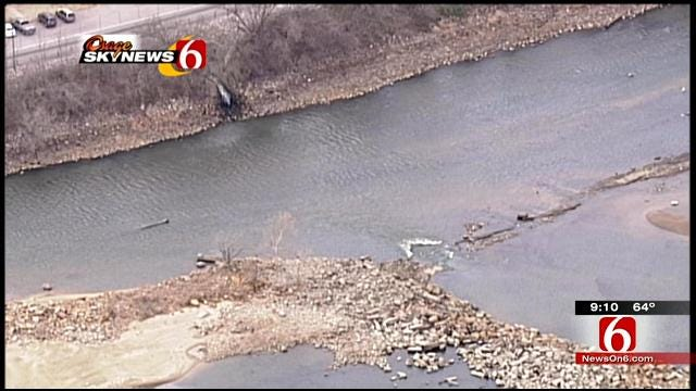 Adding Water In Arkansas River Could Threaten Storm Sewer System
