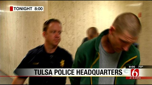Second Suspect Arrested In Connection With Tulsa Home Burglary