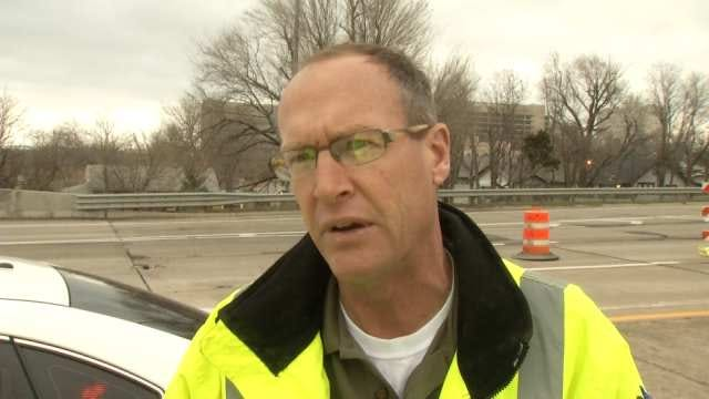 ODOT's Marty Stewart Apologizes to Drivers About The Traffic Backup