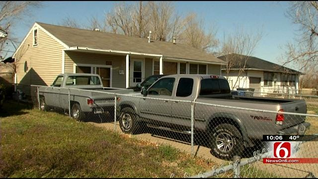 Tulsa Home Unknowingly Opens Door To Direct TV Imposter