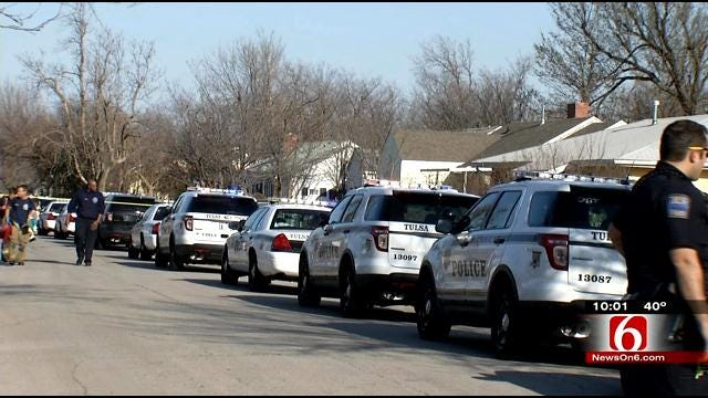 Suspect Killed After Officer Involved Shooting In Tulsa