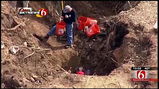 Tip Sends Agencies To Dig Near Fort Gibson For Missing NSU Student