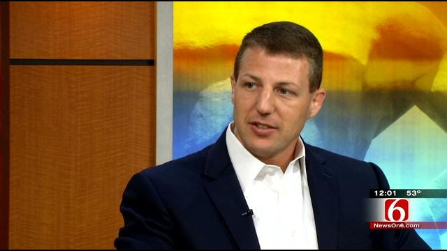 Congressional Committee Set To Release Report On Congressman Markwayne Mullin
