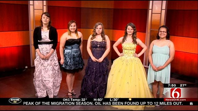 Tulsa's Prom Wishes