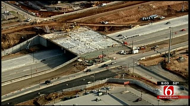 Interstate 44 Widening Project Nears Completion