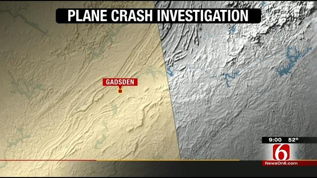 Small Plane Stops Over In Bartlesville, Crashes In Colorado