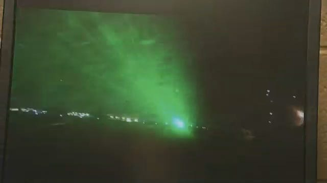 Federal Agents Question Jenks Man After Laser Pointed Into Cockpit