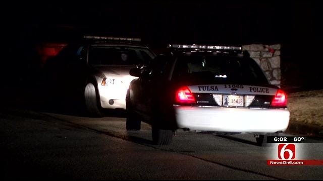 Police: Tulsa Homeowner Shoots At Burglar In His Home