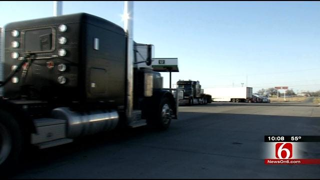 A New Law May Have Many Oklahoma Truck Drivers Driving Illegally