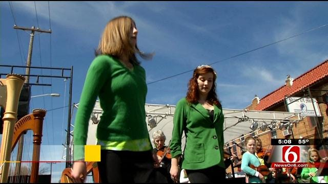 Tulsa Pubs Host Parties For St. Patrick's Day