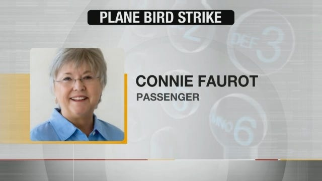 WEB EXTRA: Interview With Connie Faurot, Passenger On American Airlines Flight 1491