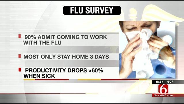 What's Going Around: Flu Season