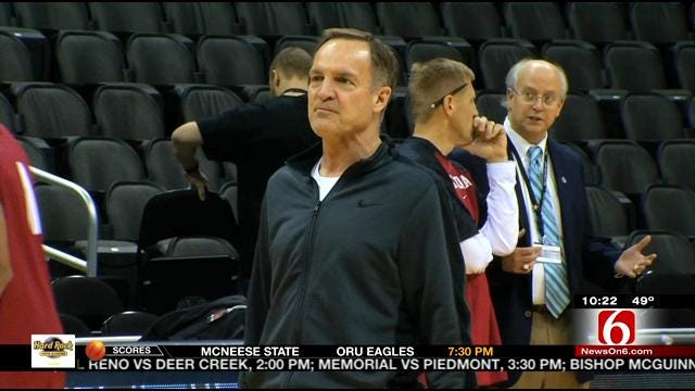 OU Excited About Big 12 Tournament Prospects