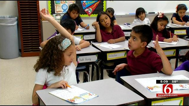 Debate Over Common Core Continues In Oklahoma Education Circles