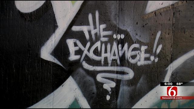 Nationwide Graffiti Ring Leaves Mark On Tulsa