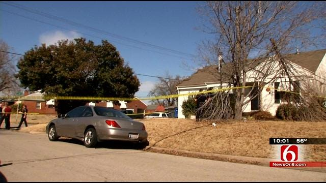 Tulsa Police Find Two Bodies In Possible Double Suicide