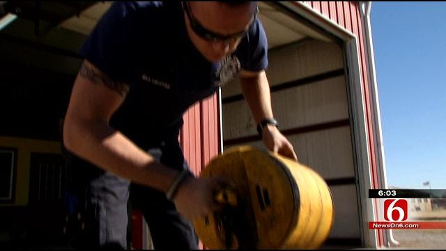 Dry, Windy Conditions Have Oklahoma Firefighters On High Alert