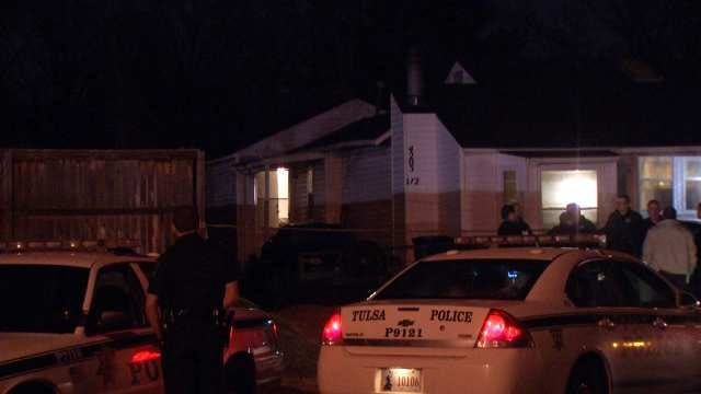 WEB EXTRA: Video From The Scene At The Garage Apartment At 42nd And Rockford