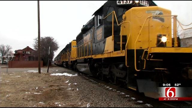 State Lawmakers Fight ODOT On Sale Of Public Railroads