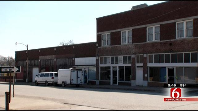 Superfund Status Forces Bristow Church To Move