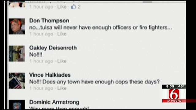 OK Talk: Does Tulsa Have Enough Police Officers?