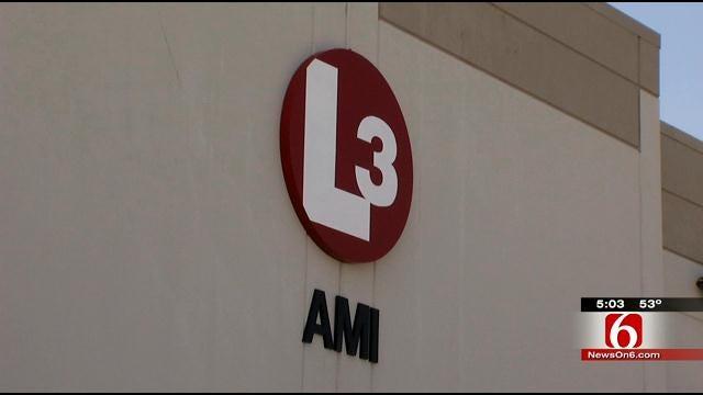 L3 Communications Bringing 60 New Jobs To Broken Arrow