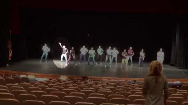 6 In The Morning's Rich Lenz Dance Rehearsal Video