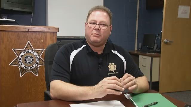 WEB EXTRA: Sergeant Adams Explains Reasoning Behind Sex Offender Law