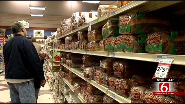 Green Country Flocks To Grocery Stores As Winter Weather Looms