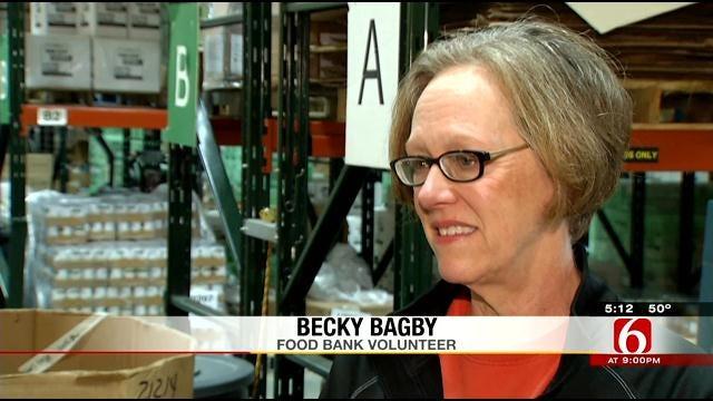 Volunteers, Students Come Together In Food For Kids Backpack Program