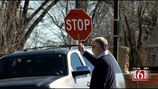 Bill To Outlaw Cell Phones In Oklahoma School Zones Well Received
