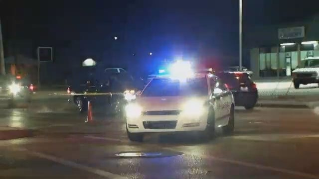 WEB EXTRA: Video From Scene Of Fatal Crash At 3rd And Lewis