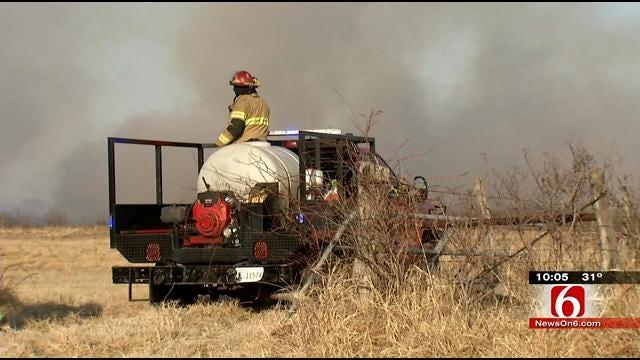 Small Town Vinita Fire Department Receiving Big Time Money
