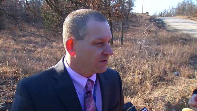 WEB EXTRA: Creek County Detective On Kellyville Abduction