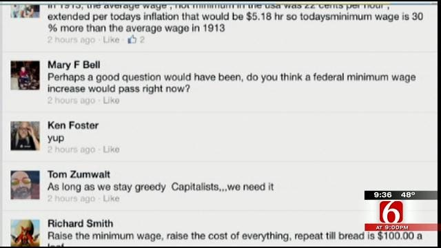 OK Talk: Should There Even Be A Minimum Wage?