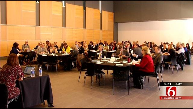Tulsa Regional Chamber Begins Workforce Analysis Project