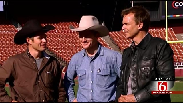 Oklahoma Cowboys Cord And Jet McCoy Again In Amazing Race