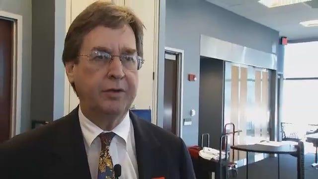 WEB EXTRA: Tulsa Mayor Dewey Bartlett Talks About CPR