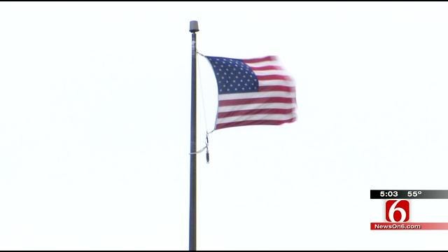Wind Howls In Northeastern Oklahoma; Fire Weather Watches In Effect