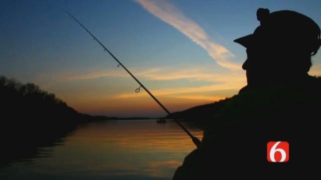 Tonight At 10: Oklahoma's Top Bass Fishing Competitors