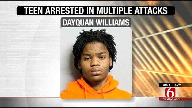 Tulsa Sexual Assault Suspect Charged With 15 Counts