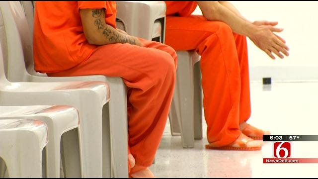 Proper Care Difficult For Mentally Ill In Overcrowded Tulsa Jail
