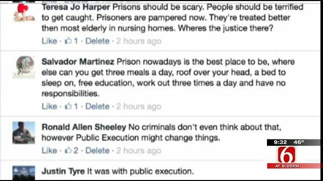 OK Talk: Is The Death Penalty An Effective Crime Deterrent?
